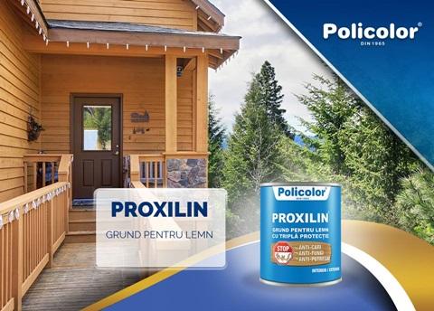 Grund pentru lemn cu tripla protectie Proxilin 4 l [1]