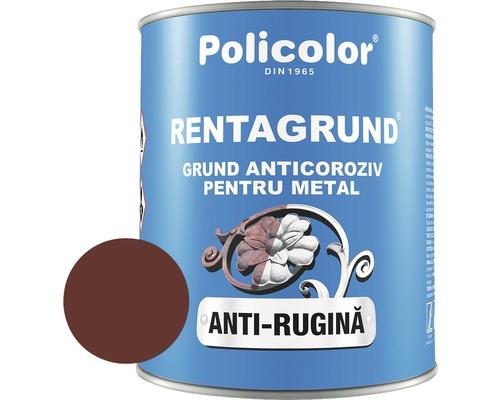Grund anticoroziv pentru metal Rentagrund rosu oxid 0,75 l [0]