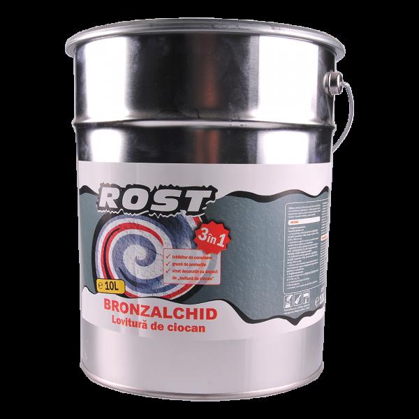 Bronzalchid pentru metal, Rost 3 in 1, interior / exterior, argintie, 10L 0