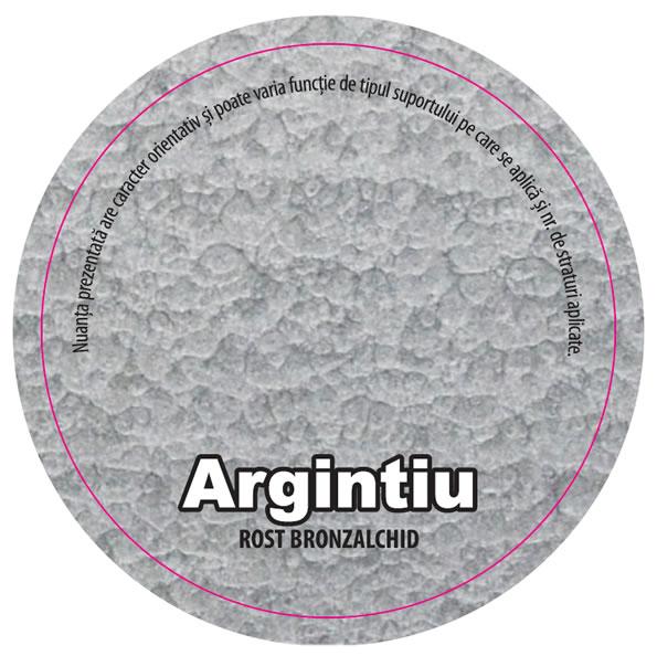 Bronzalchid direct pe metal, 3 in 1 Rost, 4 l, culoare argintiu, aspect lovitura de ciocan [1]