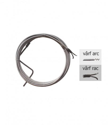 SARPE TEVI 10MX8MM VARF TIP ARC [0]