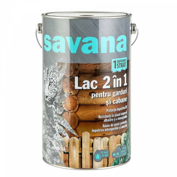 SAVANA LAC MAHON 5L 2IN 1 0