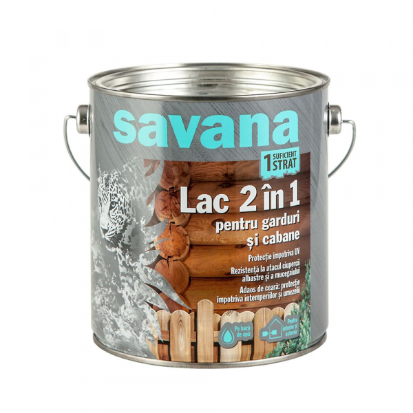 SAVANA LAC STEJAR 2.5L 2IN1 0