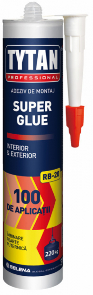 SILICON SUPER GLUE RB20 310MLTYTAN 0