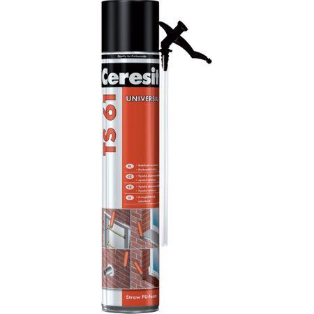 Spuma poliuretanica montaj Ceresit TS 61 0