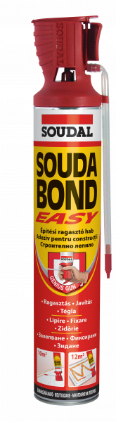 SPUMA EASY SOUDABONT PAI 750ML 0