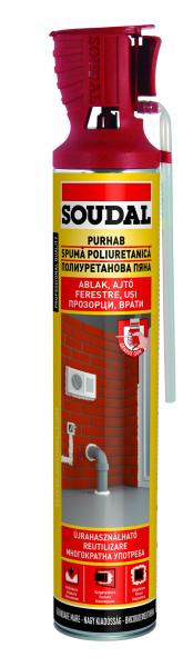 spuma soudal poliuretanica 0