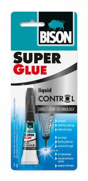 SUPER GLUE 3G BISON 0