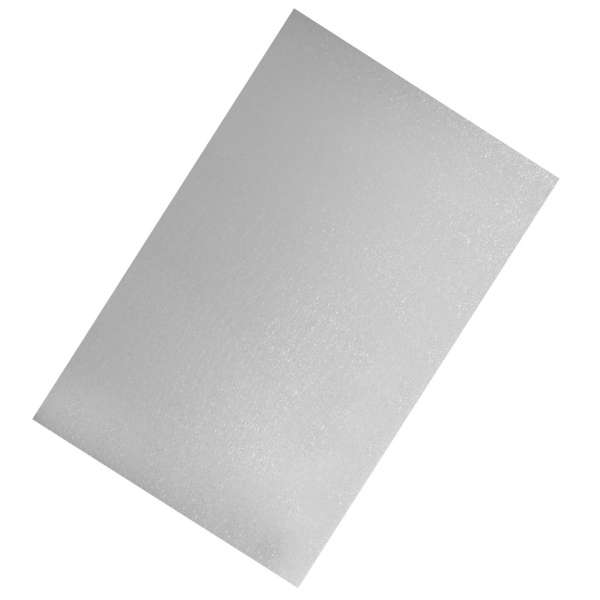 TABLA ZINCATA LISA 0.3MM 1X2M 1
