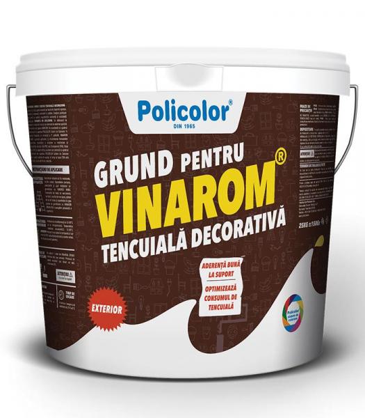 VINAROM GRUND TENCUIALĂ TRA/PAS 25KG [0]