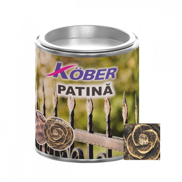 VOPSEA PATINATA PENTRU METAL KOBER 0.2L 0