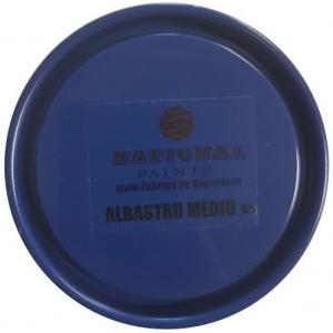 ALLES WEISS EMAIL ALBAST MEDIU 0.6L1