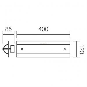 APLICA MAXIM 2X28W E14 05-7371