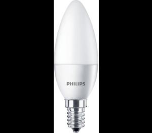 BEC LED 5-40W E27 PHILIPS0