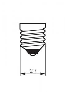 BEC LED 75W E27 PHILIPS3