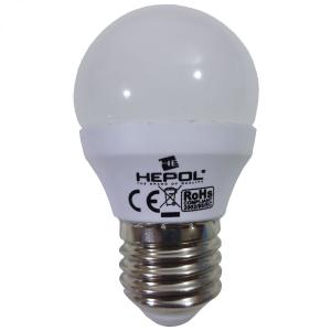 BEC LED E27/E14 5W  HEPOL [0]