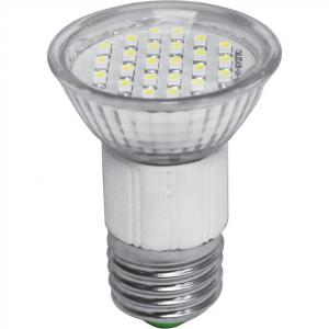 BEC LED JDR SPOT, E27, 10W, 50000 ORE, LUMINA RECE total green [0]