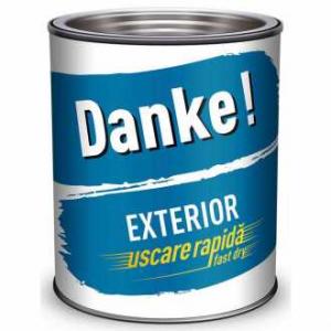 DANKE EMAIL GRI MET/VERN 0.75L0