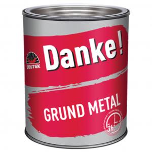 DANKE GRUND METAL ROSU 2.5L0