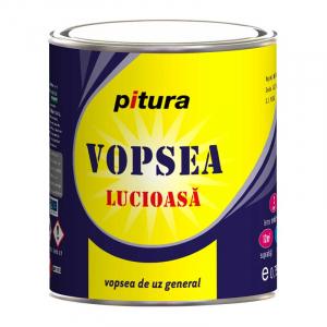 KOBER PITURA EMAIL ALBAST LUMINOS 0.75L0