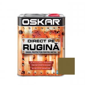 OSKAR DIRECT PE RUGINA AURIU METALIZAT 2,5L0