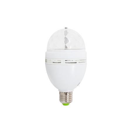 BEC LED DISCO 3W E27 MULTICOLOR [0]