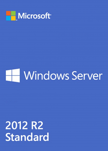 Microsoft Windows Server 2012 R2 standard 0