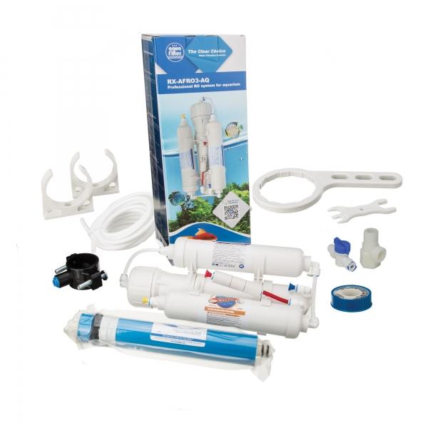 Imagine 315.0 lei - Sistem De Filtrare A Apei Aquafilter Cu Osmoza Inversa Pentru