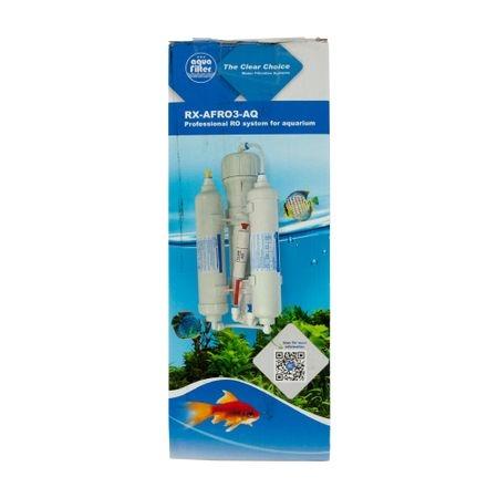 Sistem de filtrare a apei Aquafilter cu osmoza inversa pentru acvarii 2
