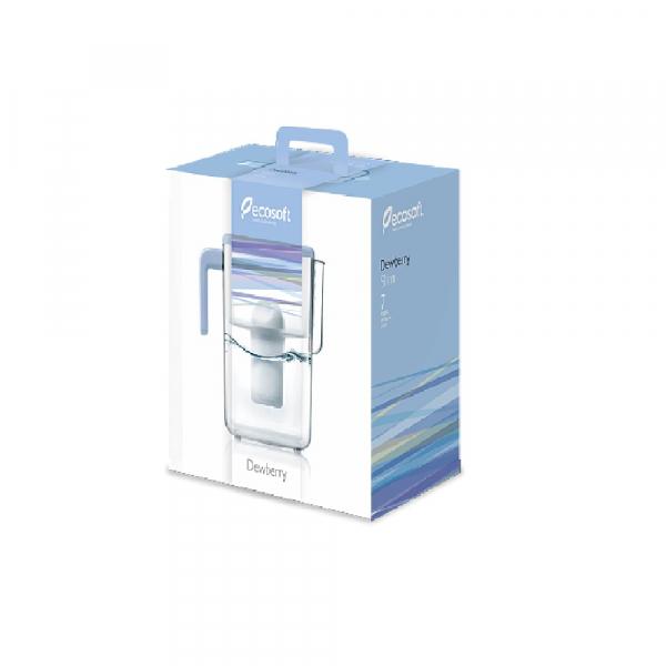 Cana filtranta Ecosoft Dewberry Slim 3.5L 4
