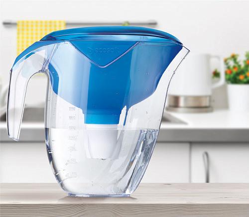 Cana filtranta  Ecosoft Nemo Blue 3.5L 1