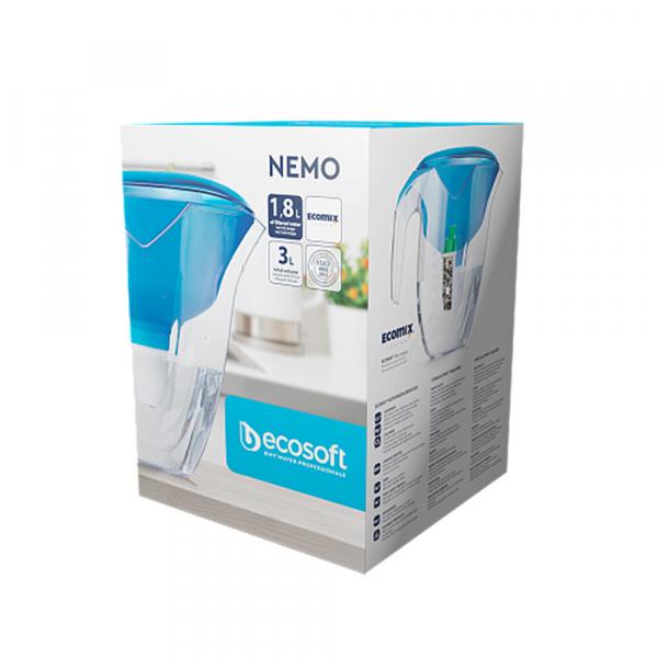 Cana filtranta  Ecosoft Nemo Blue 3.5L 2