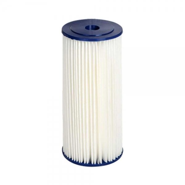 Cartus filtrant lavabil din poliester plisat BigBlue 10 FCCELxM10B imagine