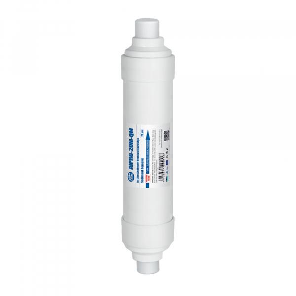Cartus filtrant Aquafilter In-Line pentru eliminarea sedimentelor  AIPRO-1M-QM [0]