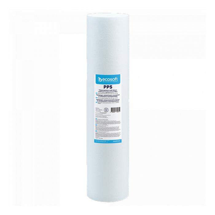 Cartus filtrant polipropilena BigBlue 20 Ecosoft imagine