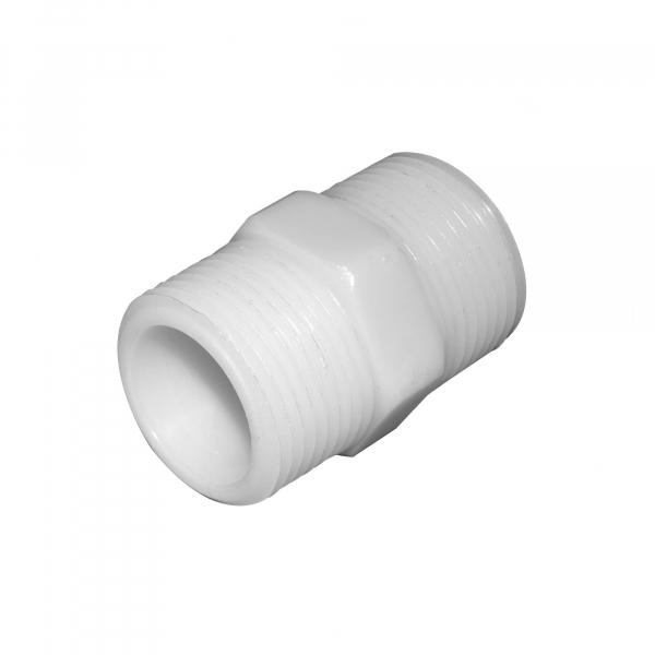 Conector niplu filet exterior 1 2 -1 2 imagine aqualine.ro