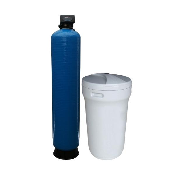 Dedurizator apa simplex 100 litri rasina BLUESOFT 400VR - RX [0]