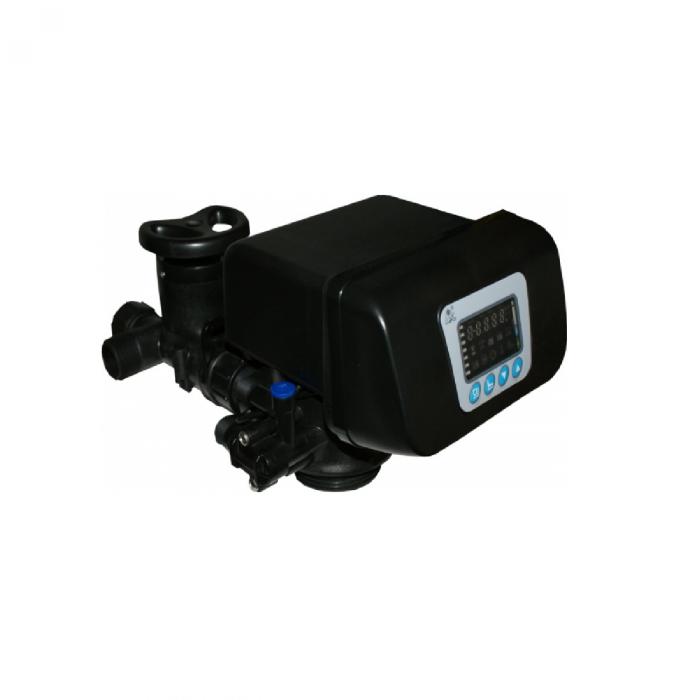 Dedurizator apa simplex 100 litri rasina BLUESOFT 400VR - RX [1]