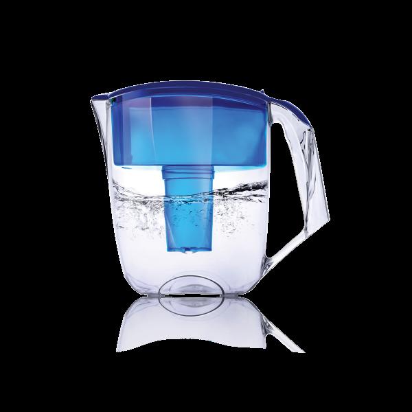Cana filtranta Ecosoft Luna Blue 3.5L poza