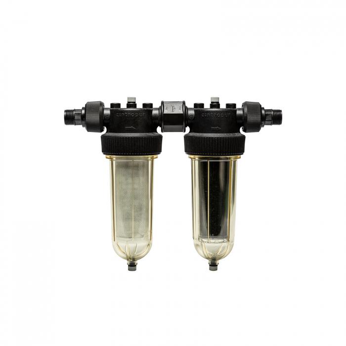 Sistem de filtrare duplex Cintropur NW25 DUO-CTN [0]