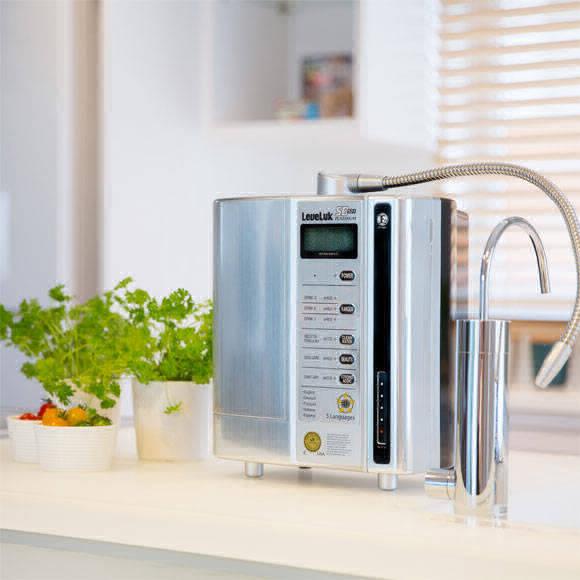 Ionizator Kangen Water LeveLuk SD501 Platinum [0]