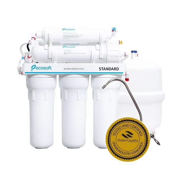 Purificator apa cu osmoza inversa Ecosoft cu mineralizare in 6 trepte 0