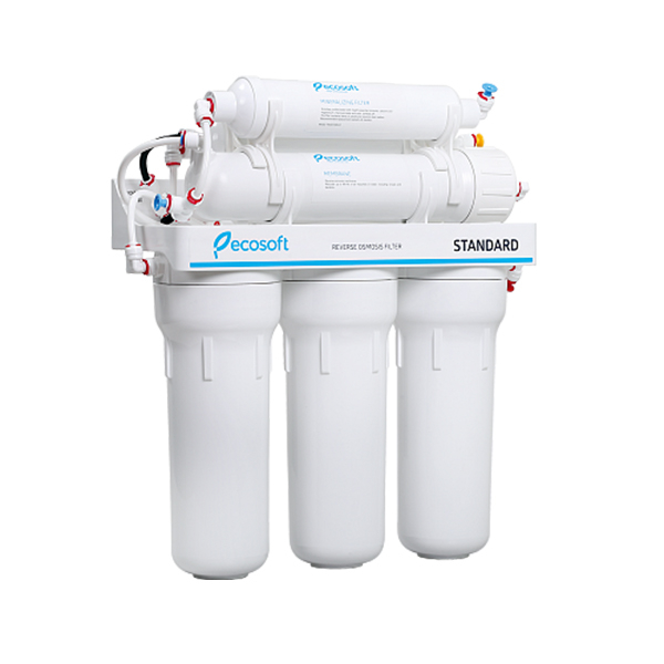 Purificator apa cu osmoza inversa Ecosoft cu mineralizare in 6 trepte 1