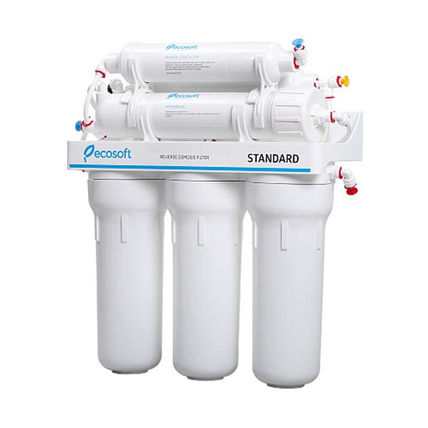 Purificator apa cu osmoza inversa Ecosoft cu mineralizare in 6 trepte 4