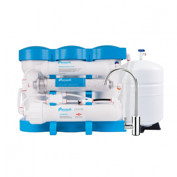 Imagine 797.43 lei - Purificator Cu Osmoza Inversa Ecosoft P Ure Aquacalcium