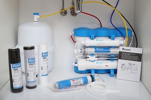 Purificator cu osmoza inversa Ecosoft P'URE AquaCalcium 8