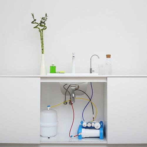 Purificator cu osmoza inversa Ecosoft P'URE AquaCalcium 5