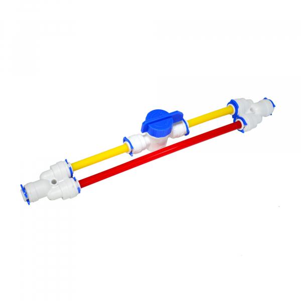 Kit spalare membrane osmoza inversa FR-FLUSH imagine aqualine.ro