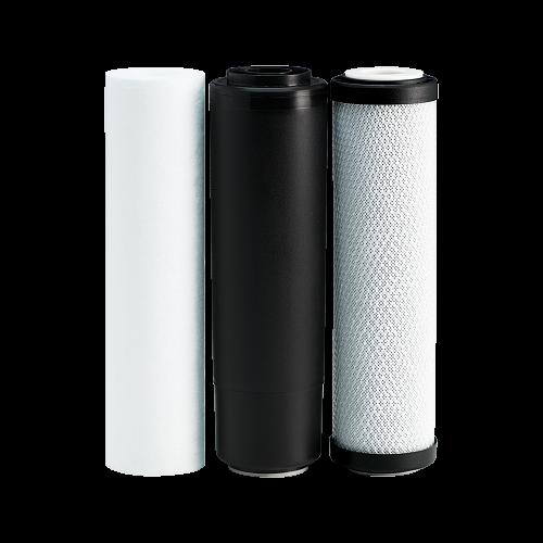 Set filtre de schimb Advance Ecosoft 1-2-3 pentru sisteme de filtrare 1