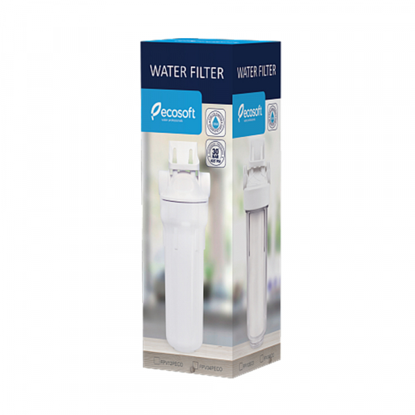 """Set filtru de apa pentru eliminarea sedimentelor, Ecosoft 10"""" - FPVxxPECO 1"""